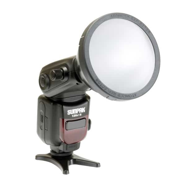 Sunpak 120J-II Flash