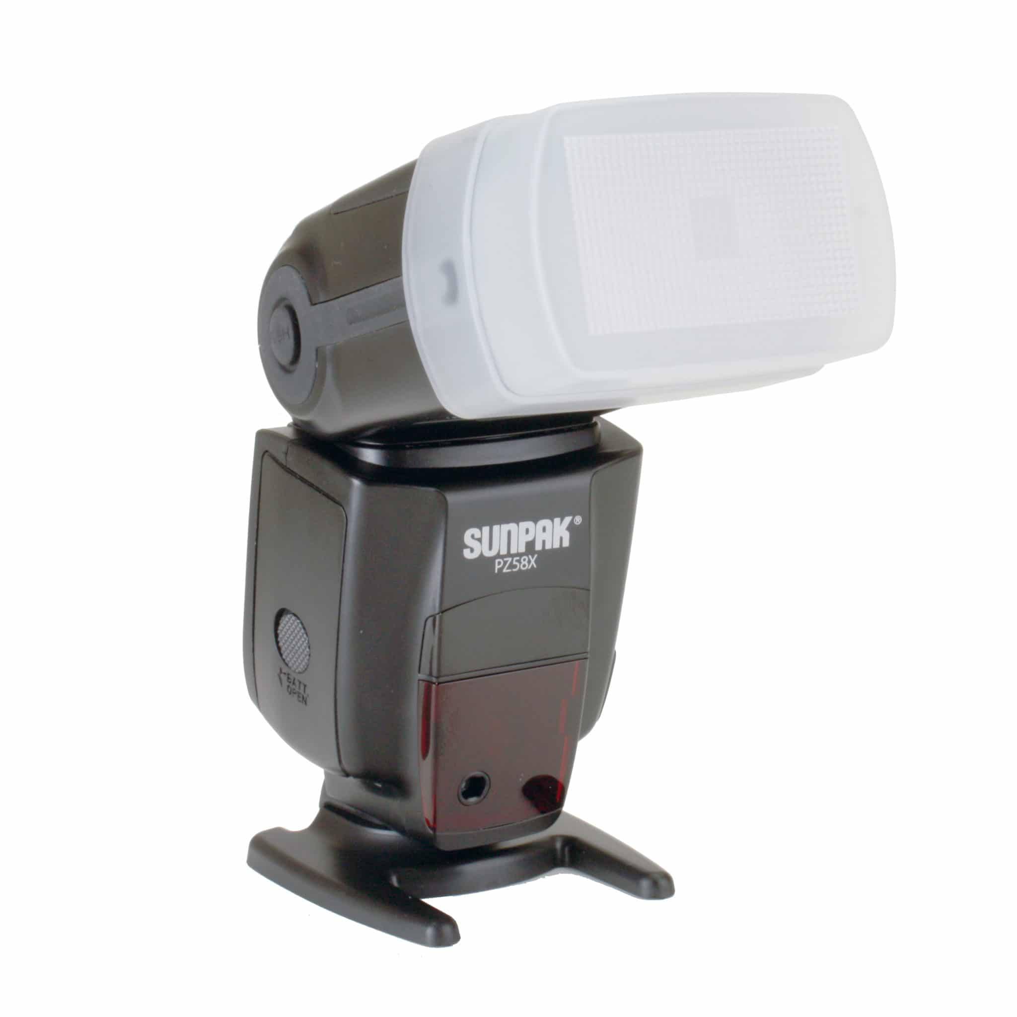 Sunpak PZ58X Flash