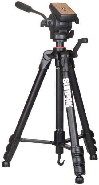 Video PRO-M4 Video Tripod