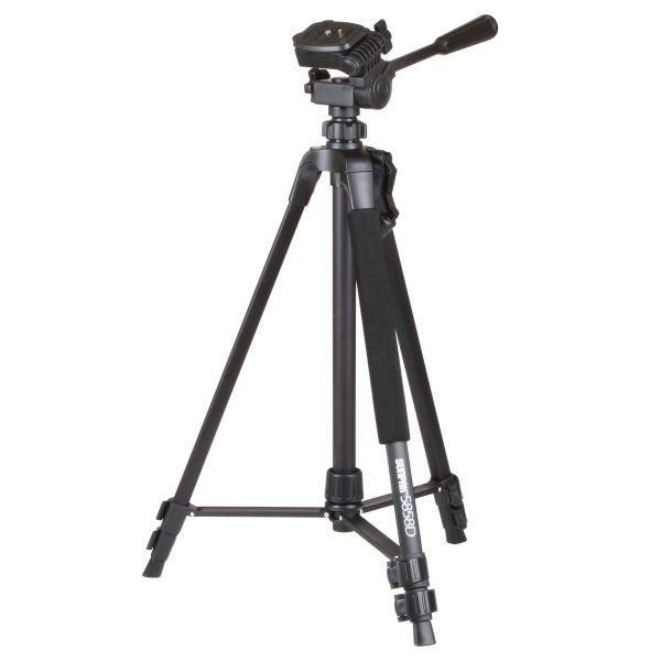 5858D Medium Duty Video Tripod