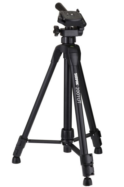 2001UT Photo and Video Tripod