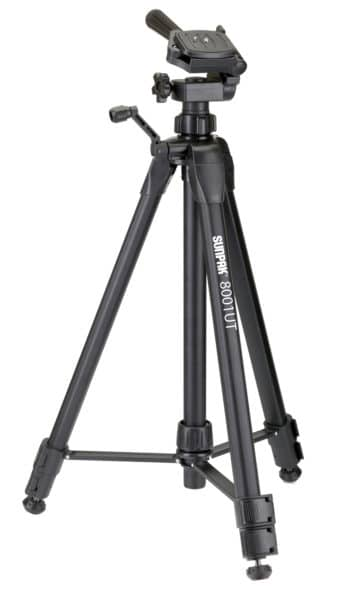 8001UT Photo and Video Tripod