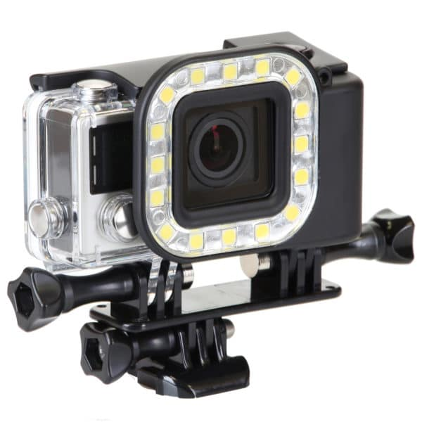 LED 16 Waterproof GoPro Action Light