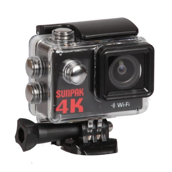 Epic 4K Action Camera Kit