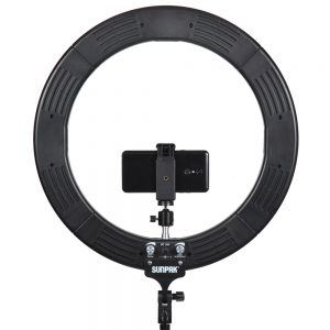 Sunpak 19 Inch Ring Light Kit