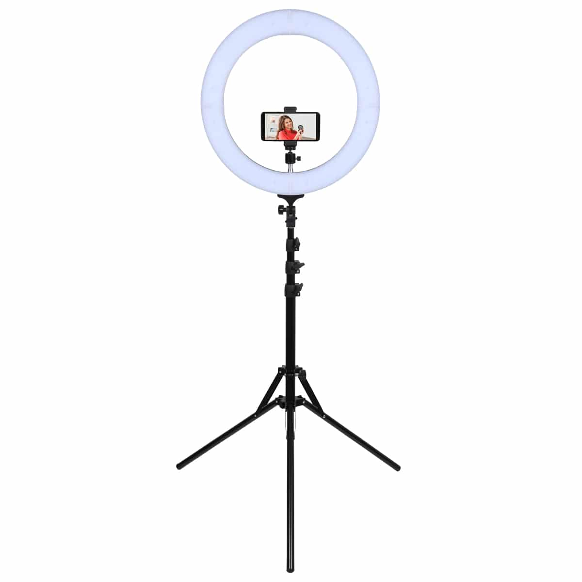 Sunpak 19 Inch Ring Light Kit