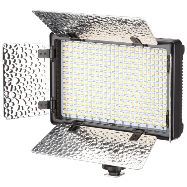 Sunpak LED 392 Ultra-Slim Bi-Color LED Light Kit